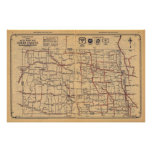 Dakota del Norte 2 Posters