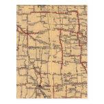 Dakota del Norte 2 Tarjeta Postal