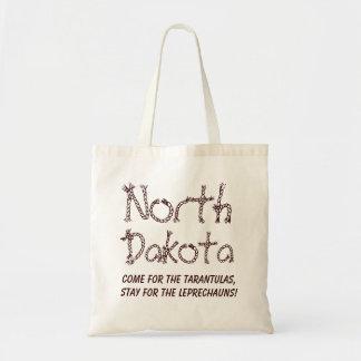 Dakota del Norte Bolsa Tela Barata