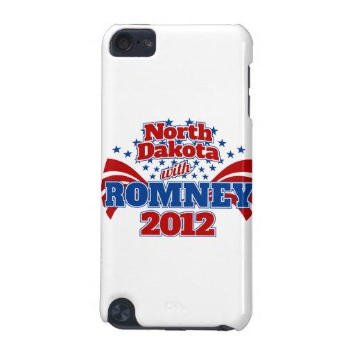 Dakota del Norte con Romney 2012
