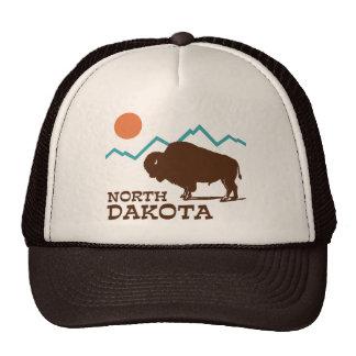 Dakota del Norte Gorras De Camionero