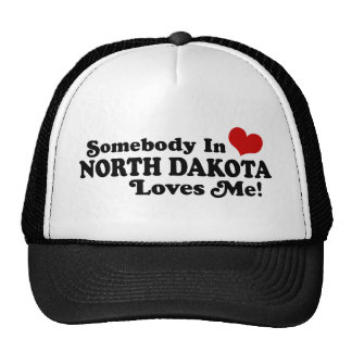 Dakota del Norte Gorro
