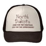 Dakota del Norte Gorro De Camionero