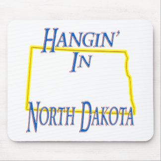 Dakota del Norte - Hangin Tapetes De Raton