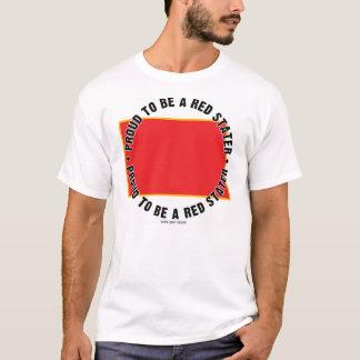 Dakota del Norte: ¡Orgulloso ser una camiseta roja