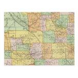 Dakota del Norte Postales
