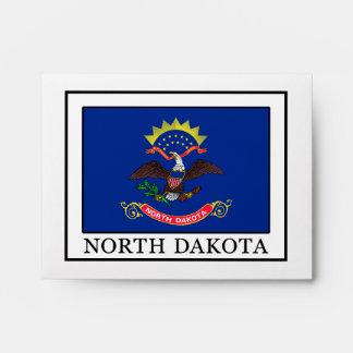 Dakota del Norte Sobres