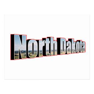 Dakota del Norte Postal