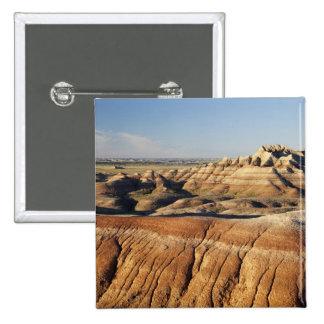 Dakota del Sur, Badlands parque nacional, Badlands Pin Cuadrado