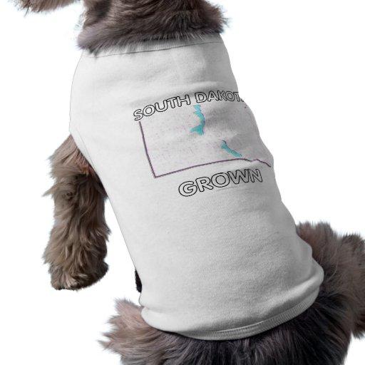 Dakota del Sur crecido Camiseta De Mascota