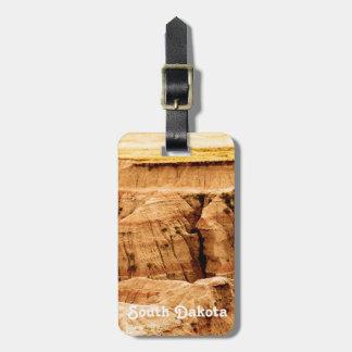 Dakota del Sur Etiqueta Para Maleta