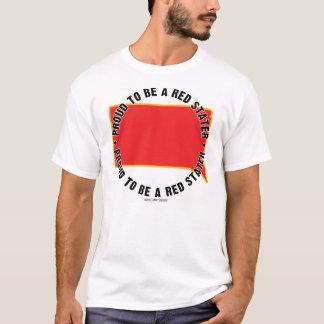 Dakota del Sur: ¡Orgulloso ser una camiseta roja