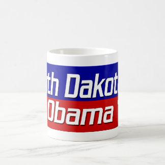 Dakota del Sur para la taza de Obama