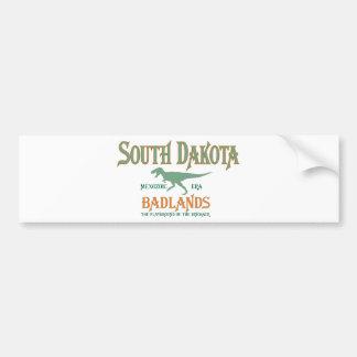 Dakota del Sur Pegatina Para Auto