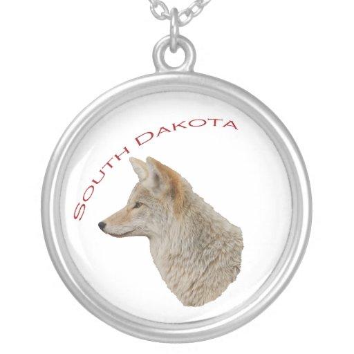 Dakota del Sur Pendientes Personalizados