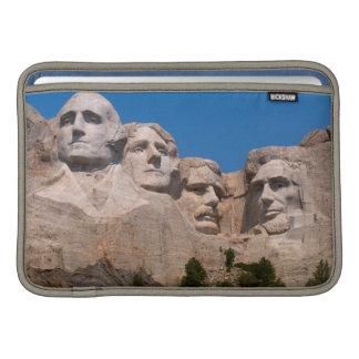 Dakota del Sur, piedra angular, el monte Rushmore Fundas MacBook