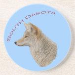 Dakota del Sur Posavasos Manualidades