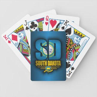 Dakota del Sur (SD) Cartas De Juego