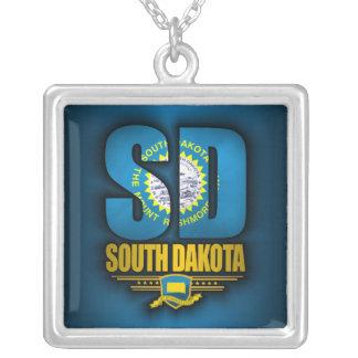 Dakota del Sur (SD) Colgante Cuadrado