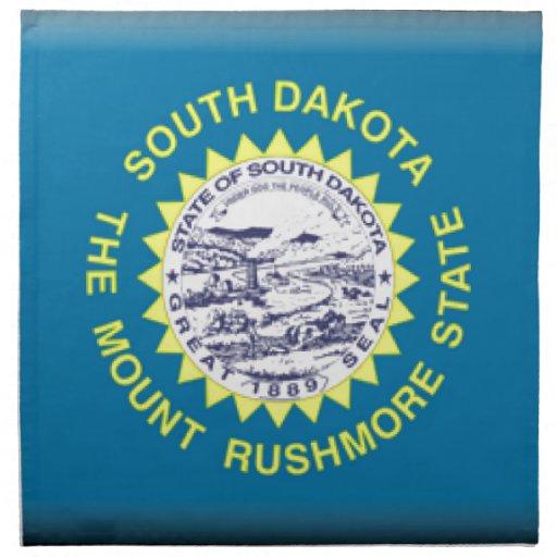 Dakota del Sur Servilleta De Papel