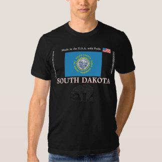 DAKOTA DEL SUR: Uh…. Apenas al sur de Dakota del Camisas