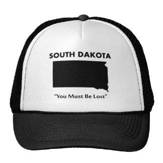 Dakota del Sur - usted debe ser perdido Gorro