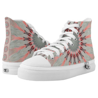 Dakota High-Top Sneakers