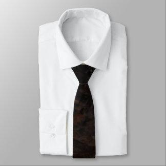 Dakota Mahogany - Dramatic Necktie