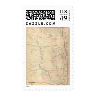 Dakota Postage Stamp