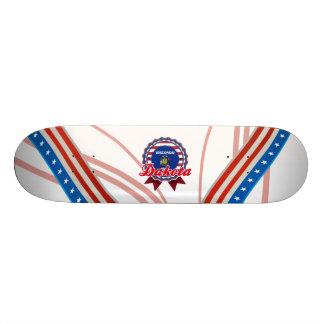 Dakota, WI Custom Skate Board