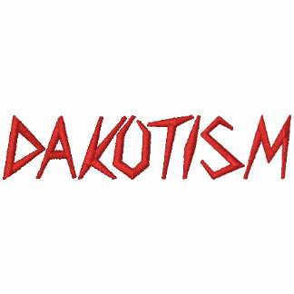 DAKOTISM Embroidered Shirt