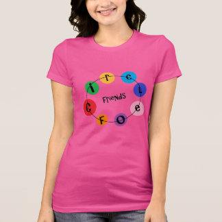 #DAL circle of friends tee for her