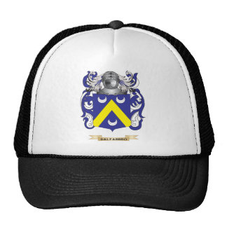 Dal Fabbro Coat of Arms Hats
