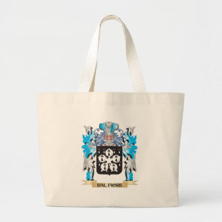 Dal-Fiore Coat of Arms - Family Crest Tote Bags