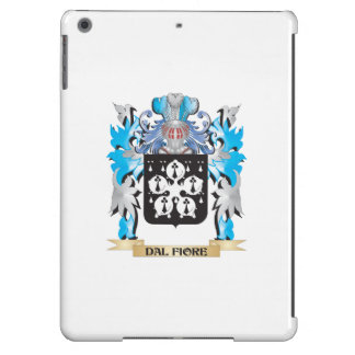 Dal-Fiore Coat of Arms - Family Crest iPad Air Cases