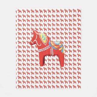 Dala Horse Blanket