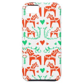 Dala Horse iPhone 5 Covers