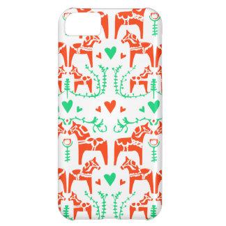 Dala Horse Case For iPhone 5C