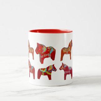 Dala Horse Collectors Mug