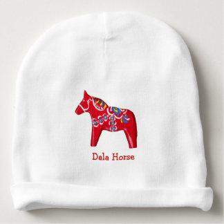 Dala Horse Cotton Baby Hat