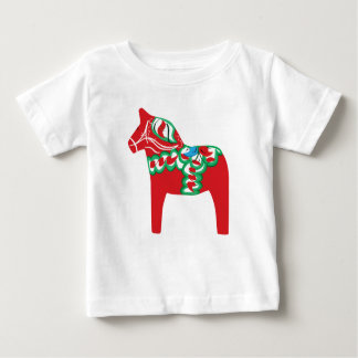Dala Horse Infant t-shirt