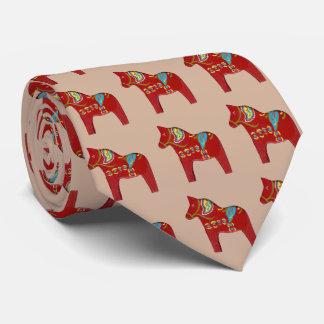 Dala Horse Necktie