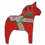 """Dala Horse Photo Sculpture<br><div class=""""desc"""">Swedish Dala Horse Wooden Sculpture</div>"""