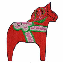 Dala Horse Photo Sculpture