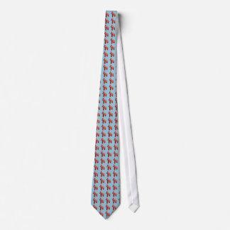 Dala Horse Tie