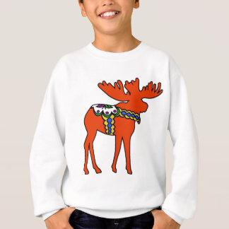 Dala Moose Sweatshirt