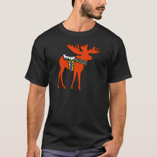 Dala Moose T-Shirt