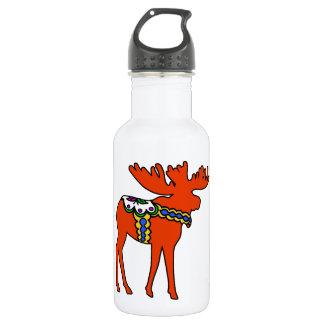 Dala Moose Water Bottle