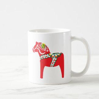 Dalahäst   Dala horse Coffee Mug