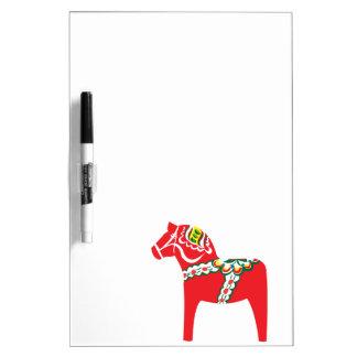 Dalahäst   Dala horse Dry-Erase Board
